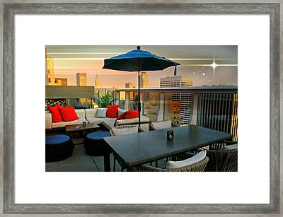 Bar54 Framed Print by Diana Angstadt