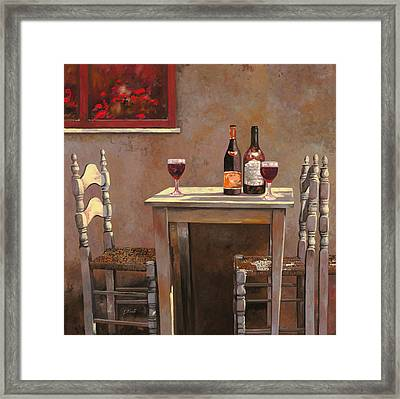 Barbaresco Framed Print by Guido Borelli