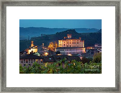 Barolo Twilight Framed Print by Brian Jannsen