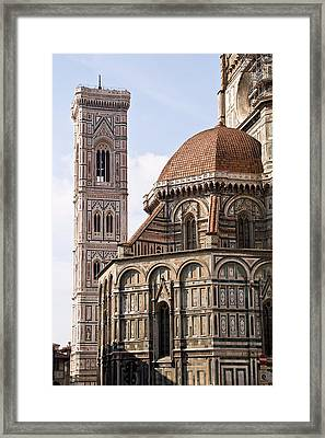 Basilica Di Santa Maria Del Fiore  Framed Print by Carl Jackson