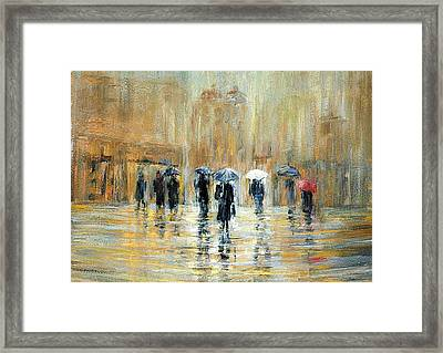 Bath England #1 Framed Print by September McGee