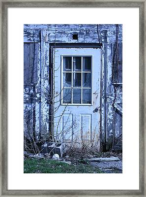 Battered   Framed Print by William Albanese Sr