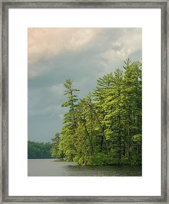 Bauneg Beg Framed Print by Joseph Smith