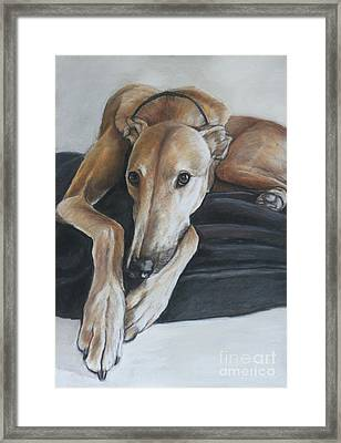 Bauregard Framed Print by Charlotte Yealey