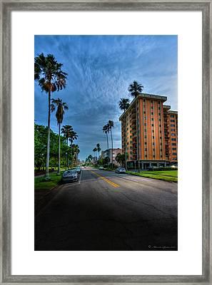 Bayside Framed Print by Marvin Spates