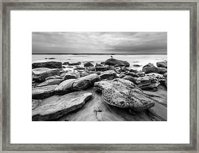 Baywatch Framed Print by Alexander Kunz