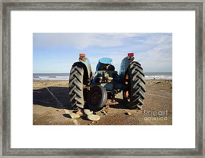 Beached Framed Print by Stephen Smith