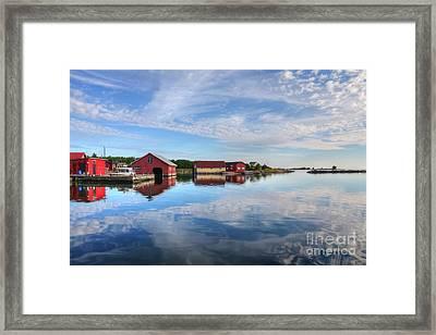 Beautiful Morning Framed Print by Veikko Suikkanen