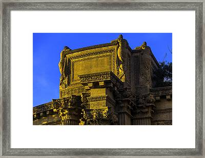 Beautiful Palace Of Fine Arts Framed Print by Garry Gay