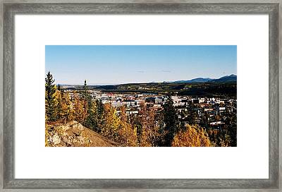 Beautiful Whitehorse ... Framed Print by Juergen Weiss