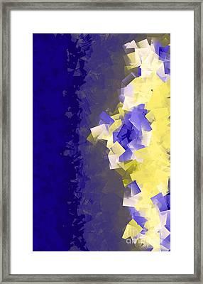 Becoming Visable Framed Print by Amanda Barcon