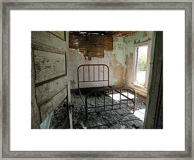 Bedtime Story Framed Print by Jeff Foster