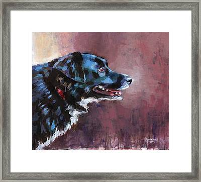 Bella Framed Print by Douglas Simonson