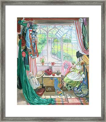 Bella's Room Framed Print by Timothy Easton