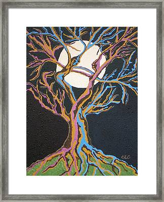 Beloved Framed Print by Carolyn Cable