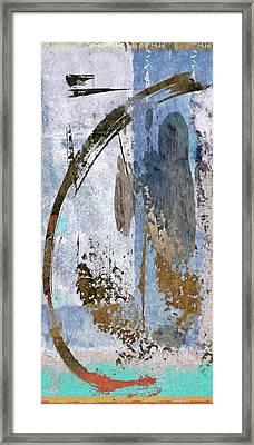Below Sea Level Framed Print by Carol Leigh