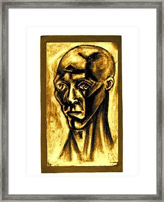 Ben Framed Print by Al Goldfarb