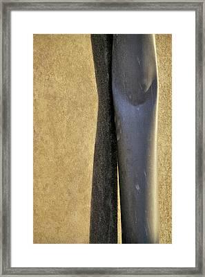 Bend Framed Print by Odd Jeppesen