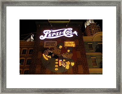 Better Flavor Framed Print by David Lee Thompson