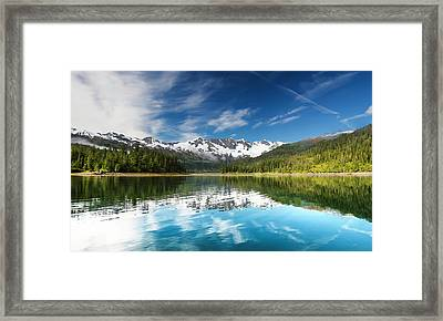 Bettle's Bay Framed Print by Ed Boudreau