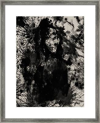 Beyonce 5b Framed Print by Brian Reaves