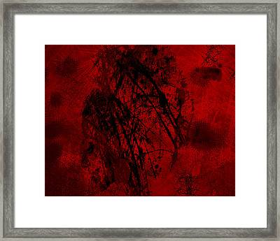 Beyonce 5c Framed Print by Brian Reaves