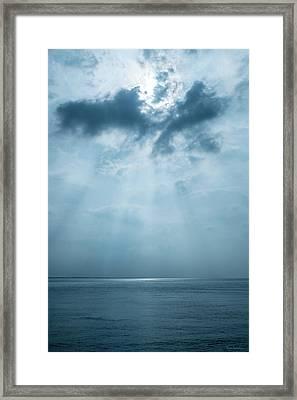Beyond Framed Print by Wim Lanclus