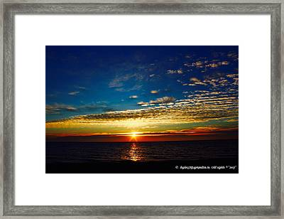 Bginnings Framed Print by Jeff Taylor