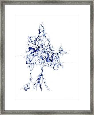 BIC Framed Print by Bodhi