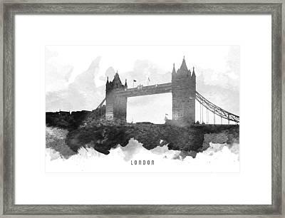 Big Ben London 11 Framed Print by Aged Pixel