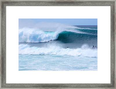 Big Pipeline Pro Framed Print by Kevin Smith
