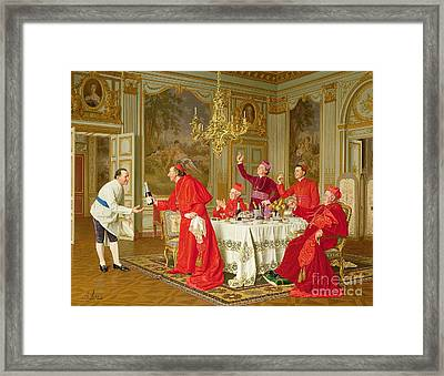 Birthday Framed Print by Andrea Landini
