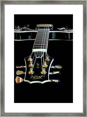 Black Beauty Framed Print by Bill Gallagher