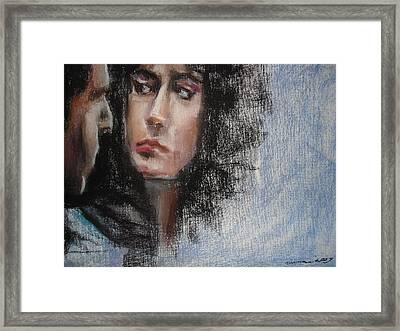 Blade Framed Print by Ana Picolini