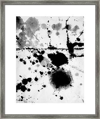 Blank Spot Framed Print by Amy Sorrell