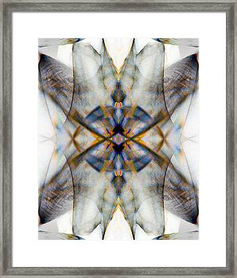 Blanket_0016 Framed Print by Alex W McDonell