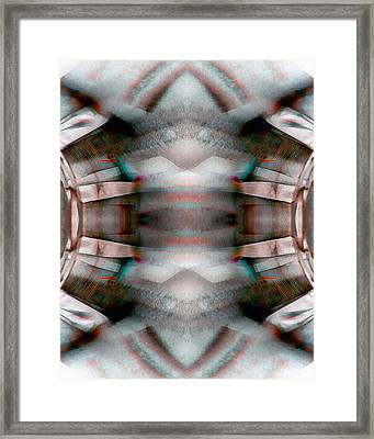Blanket_0025 Framed Print by Alex W McDonell