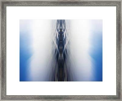 Blast Off Framed Print by Pelo Blanco Photo