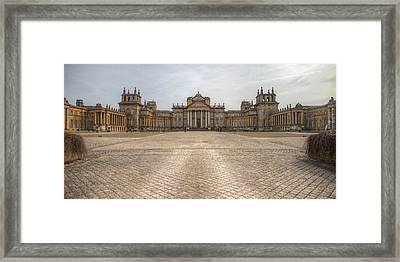 Blenheim Palace Framed Print by Clare Bambers