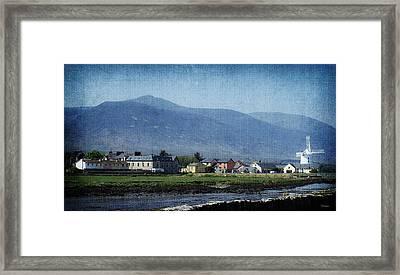 Blennerville Windmill Ireland Framed Print by Teresa Mucha