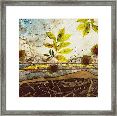 Bless Others Framed Print by Laura  Lein-Svencner