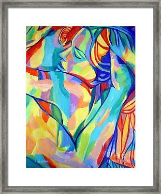Bliss Framed Print by Helena Wierzbicki