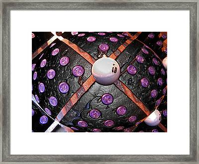 Bloated Framed Print by Marian Bell