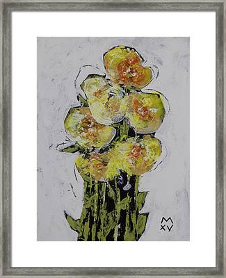 Bloom No. 2  Framed Print by Mark M  Mellon