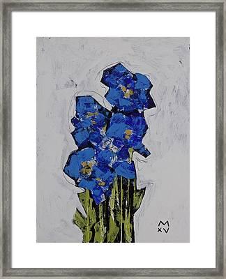 Bloom No. 3  Framed Print by Mark M  Mellon