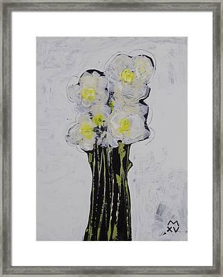 Bloom No. 4 Framed Print by Mark M  Mellon