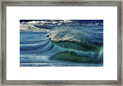 Blue Pearl  Framed Print by Stelios Kleanthous