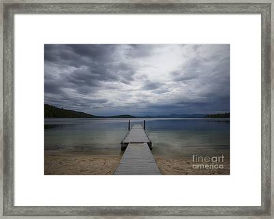 Blue Rhapsody Framed Print by Idaho Scenic Images Linda Lantzy