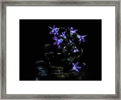 Bluebells Framed Print by Alexey Kljatov