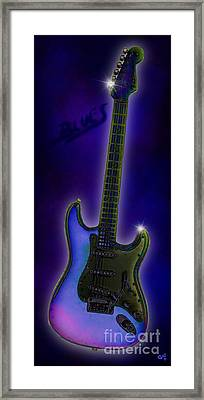 Blues  Framed Print by Nick Gustafson